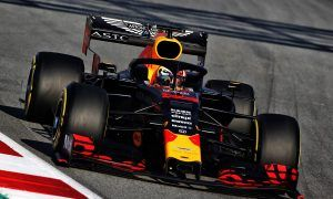 Red Bull Racing fast tracks updates for opening round