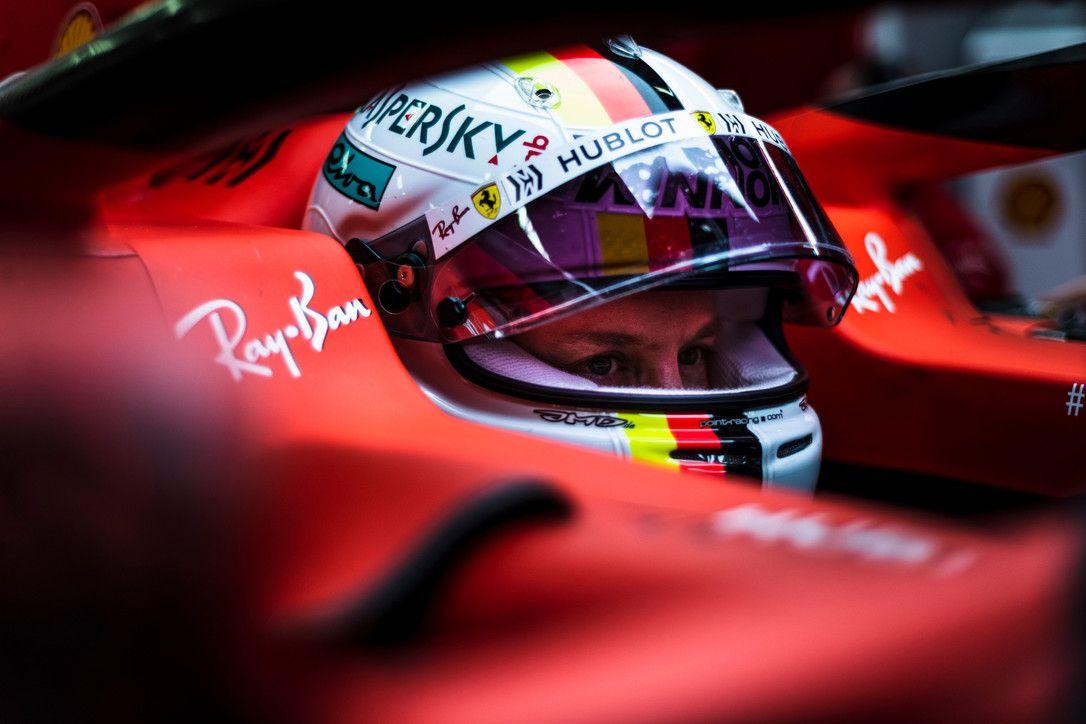Sebastian Vettel F1 Driver Salary 2019 Ferrari