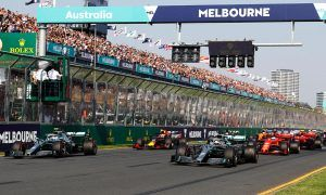 Rosberg surprised by Melbourne 'fastest ever' start procedure