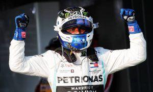 Bewildered Bottas enjoyed 'best race ever'!