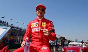 Ferrari boss says 'team player' Leclerc enjoyed strong debut