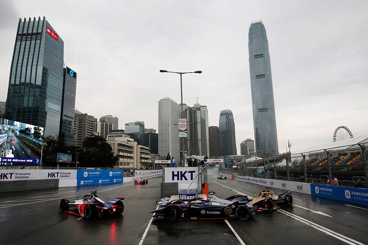 Hong Kong ePrix - March 10, 2019