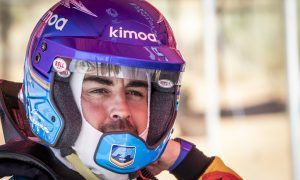 Alonso enjoys first off-road Dakar Rally test with Toyota