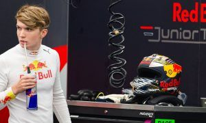Red Bull adds Ticktum to Bahrain test line-up