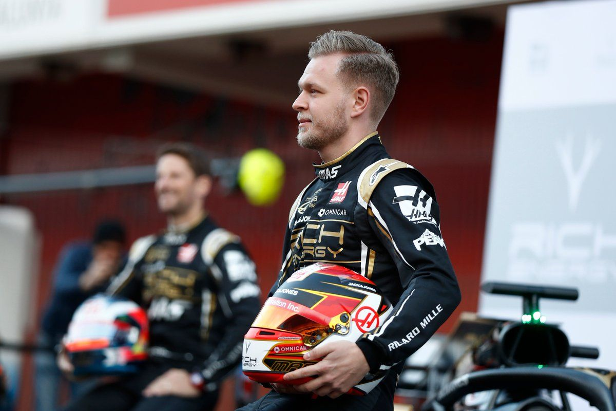 Kevin Magnussen F1 Driver Salary 2019 Haas