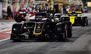 Grosjean hit with three-place grid penalty for impeding Norris