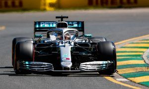 Hamilton edges Ferrari duo in FP1 in Melbourne