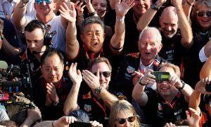 Marko elated with 'optimal Grand Prix' and Honda performance