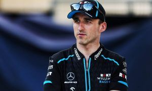 Kubica: Williams still dealing with spare parts shortage in Bahrain