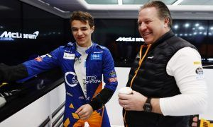 Norris adamant McLaren is finally 'on the way up'