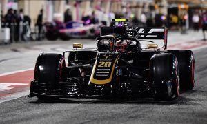 Magnussen: 'I knew I had to pull something strange out of the hat'