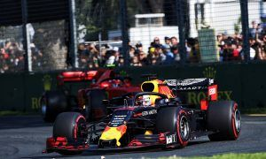Verstappen delivers first podium to Honda since 2008!