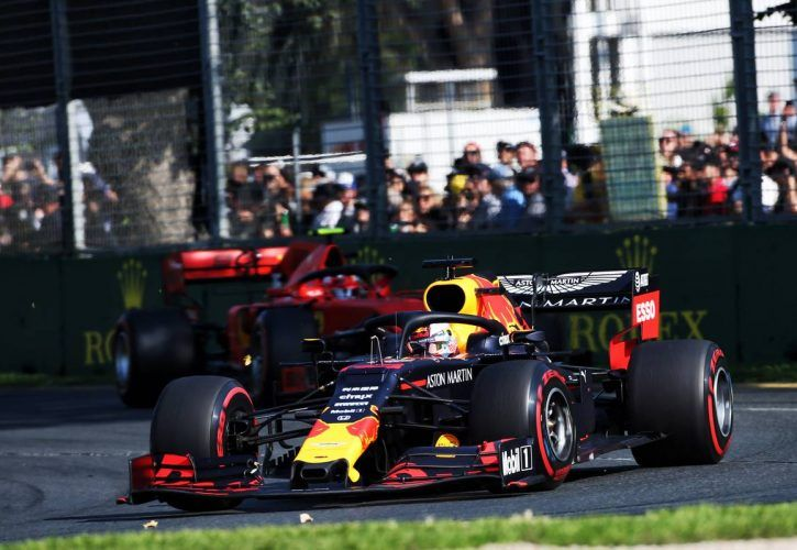 Verstappen shows Honda-fuelled Red Bull a contender