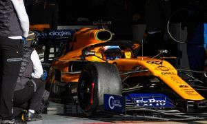Alonso says McLaren MCL34 has some 'surprisingly good' qualities