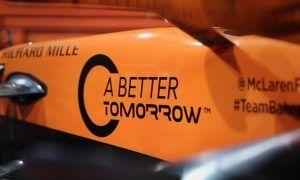 McLaren drops BAT branding for Australian GP