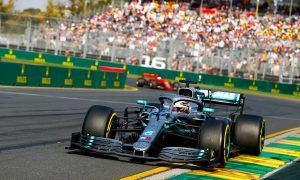 Mercedes on its toes as Hamilton expects Ferrari response