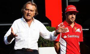 Montezemolo: Alonso character, bad luck foiled Ferrari title bids