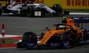 Norris 'nothing short of spectacular', declares de Ferran