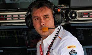 McLaren now has its Key element