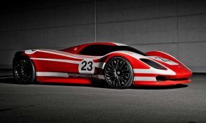 Porsche celebrates its iconic 917 with striking concept car!
