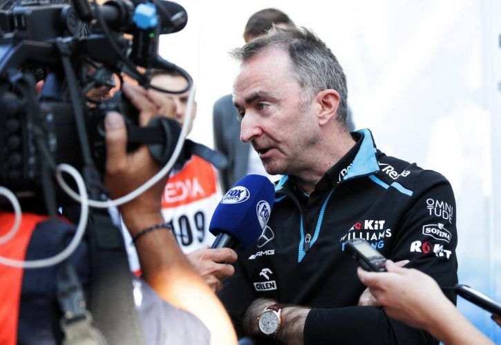 Williams confirms Paddy Lowe will not return to team