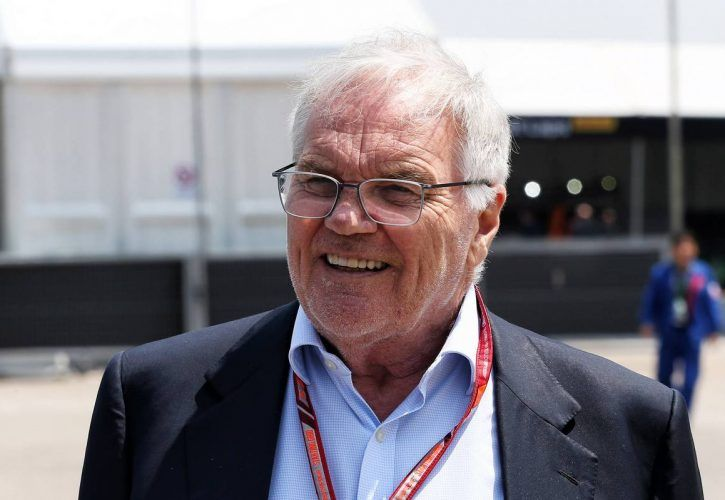 Patrick Head joining Williams F1 in consultancy role!