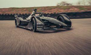Porsche shakes down new Formula E charger at Weissach!