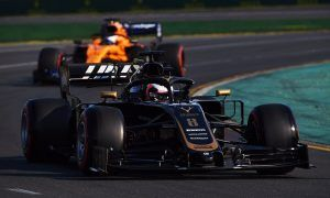 Qualifying leaves Haas boys in command of mid-field pack