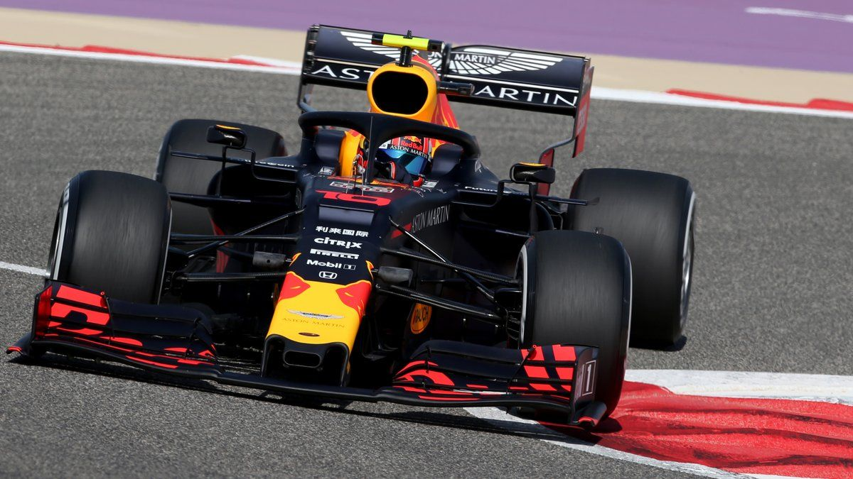 Red Bull Racing boys struggling for grip on soft C3 tyre