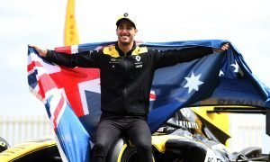 Ricciardo joins Rosberg and Ronaldo at CAA sports agency