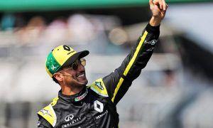 Recharged Ricciardo 'keen to put Australia to one side'
