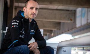 Despite chaotic debut 'unprepared' Kubica has no regrets