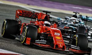 Tyre woes and costly mistake leave Vettel bummed out