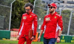 Sebastian Vettel feels 'the spirit is right' at Ferrari