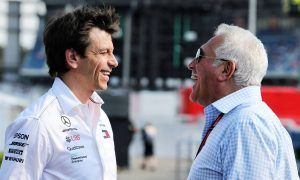 A meeting of the bigwigs in Gstaad, but no F1 'pirate series'