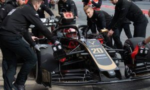 Haas fully 'prepared' for pitstops after 2018 blunder
