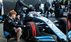 Williams modifies FW42 for Melbourne to ensure car's legality
