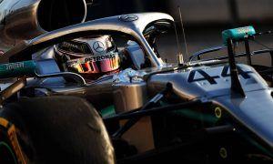 Hamilton unimpressed with 'too hard' 2019 Pirelli rubber