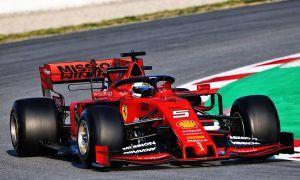 Fast Vettel in the lead on final morning in Barcelona