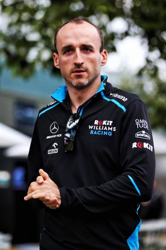 Robert Kubica (POL) Williams Racing. 15.03.2019. Formula 1 World Championship, Rd 1, Australian Grand Prix, Albert Park, Melbourne, Australia, Practice Day. - www.xpbimages.com, EMail: requests@xpbimages.com - copy of publication required for printed pictures. Every used picture is fee-liable. © Copyright: Batchelor / XPB Images
