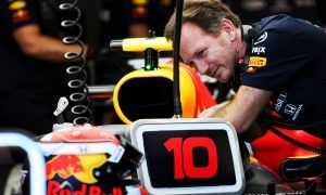 Red Bull's Horner impressed with early Mercedes pace