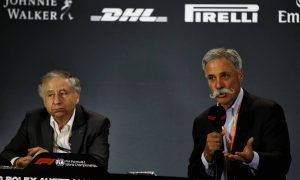 F1 to present global 2021 regulation package to teams before Bahrain