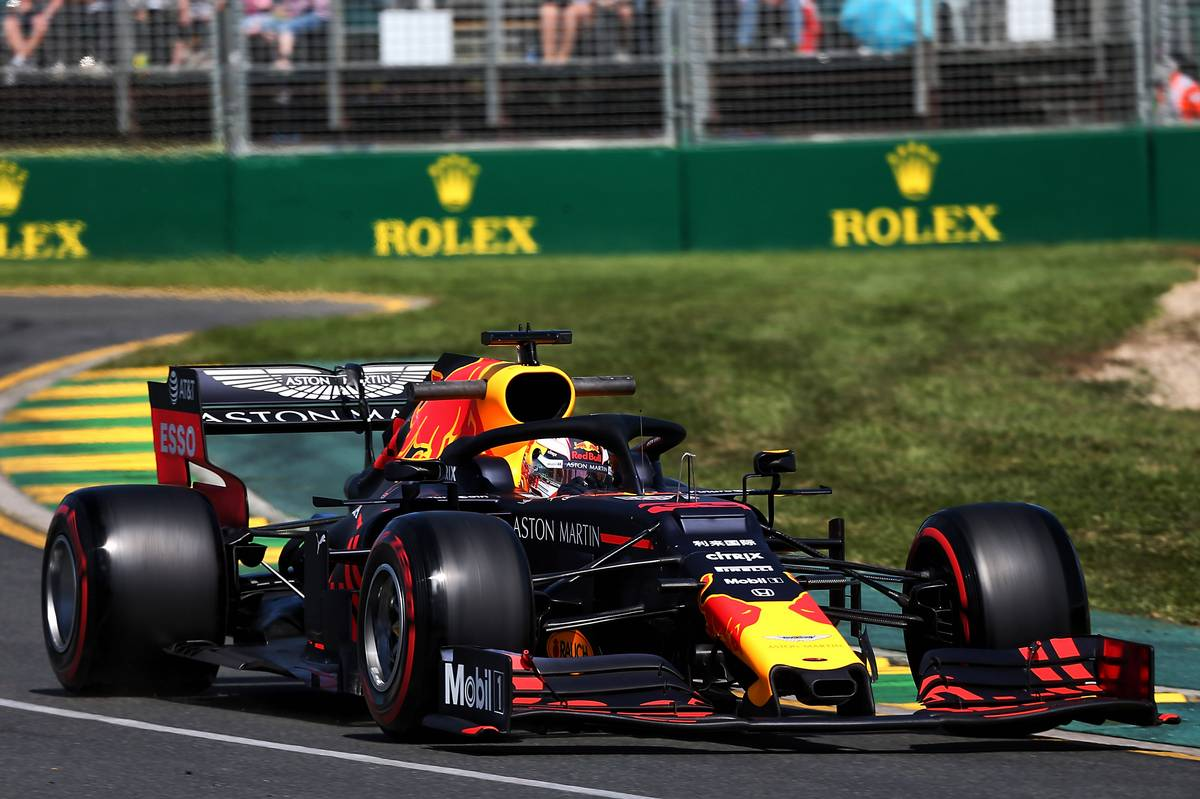 Red Bull tired after strong Mercedes showing on Friday