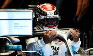 Hamilton holds his own in FP3 but Vettel in the hunt