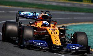 Sainz feels Renault power unit has made a 'step forward'
