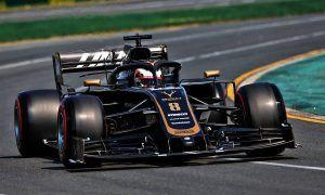 Haas reverses Grosjean's VF-19 to Melbourne specs