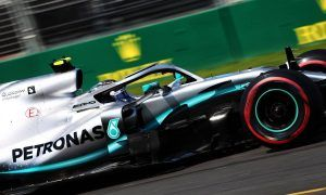 Bottas 'blown away' by Mercedes pace in Melbourne