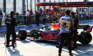 Verstappen makes up for Gasly's 'unfortunate' early exit