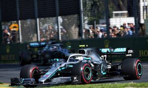 Australian Grand Prix - Race results