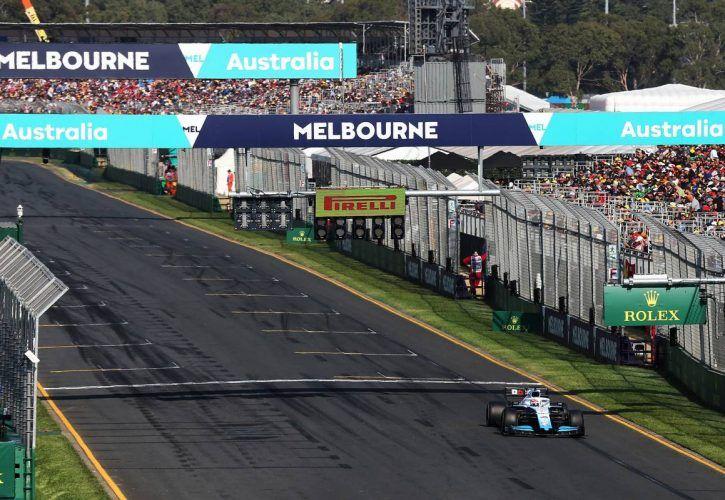 Australian Grand Prix, Albert Park, Melbourne